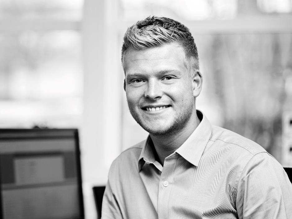 Key Account Manager Rune Friis Kristensen